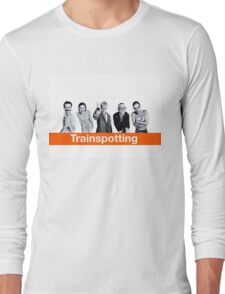 Trainspotting Long Sleeve T-Shirt