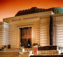 Griffith Observatory by Mike Hope