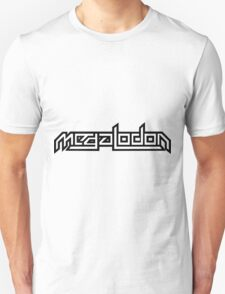 Megalodon Dubstep Logo Unisex T-Shirt