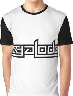Megalodon Dubstep Logo Graphic T-Shirt