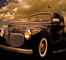 41 Plymouth Two-Door by ChasSinklier