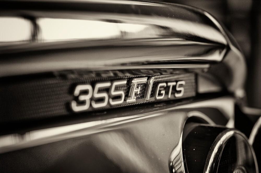 Ferrari 355 F1 GTS by Micha Dijkhuizen