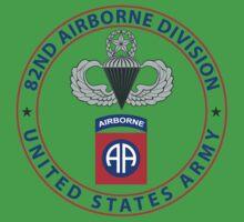 82nd Airborne Kids Tee