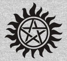 Supernatural Anti-Posession Symbol by HarmonyByDesign