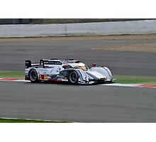 Audi Sport Team Joest No 1 Photographic Print