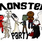 Monster Party by Bantambb