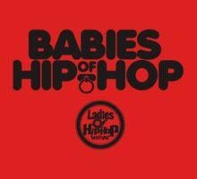 Ladies of Hip-Hop Babies One Piece - Long Sleeve