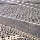 Tram rail  by ZASPHOTOS
