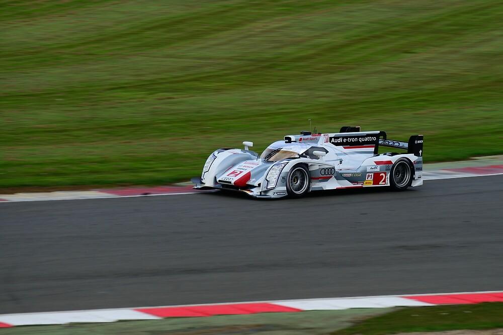 Audi Sport Team Joest No 2 by Willie Jackson