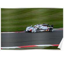 Audi Sport Team Joest No 2 Poster