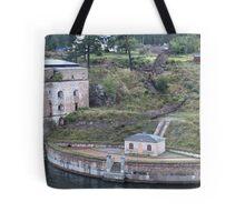 Maritime Fortress Tote Bag