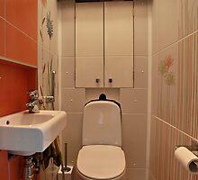 Interior Washroom by mrivserg