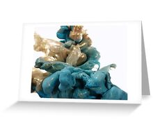 Ink Photography Greeting Card
