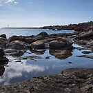 Rockpool Reflections by Georden