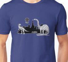 Dino city  Unisex T-Shirt