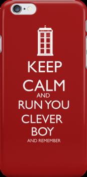 Run you clever boy by RebeccaMcGoran