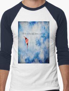 Love deeply Men's Baseball ¾ T-Shirt