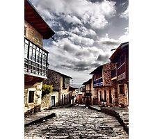 Puebla de Sanabria (Spain) Photographic Print