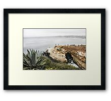 ♪California Dreaming On Such A Cloudy Day♫ Framed Print