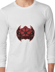 Star Wars Sith Design Long Sleeve T-Shirt