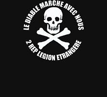 Diable Marche Avec Nous Unisex T-Shirt