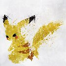 Pikachu by Melissa Smith