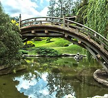 Japanese Garden at the Huntington Library by philw