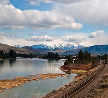 Eastern Sanders County, Montana by Bryan D. Spellman