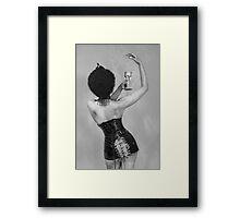 Queen of cup Framed Print