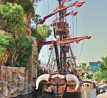 The pirate cove by Eti Reid