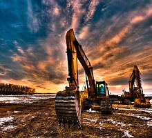 Dawn Machinery 0927_2013 by Ian McGregor