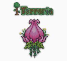 Terraria Plantera Kids Tee
