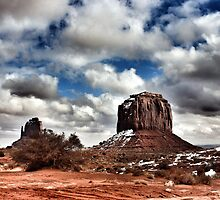 Monument Valley by Gina Dazzo