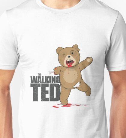 The Walking Ted Unisex T-Shirt