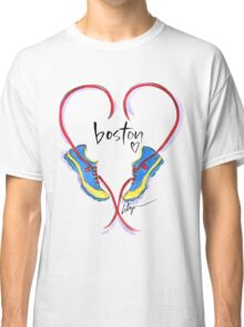 Hearts For Boston! Classic T-Shirt