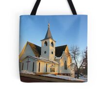 Baltic Lutheran Church Tote Bag