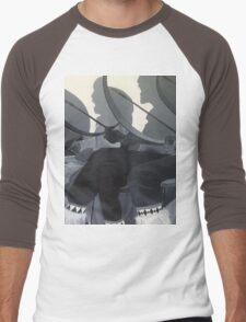 Drummers Men's Baseball ¾ T-Shirt
