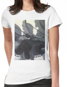 Drummers Womens Fitted T-Shirt