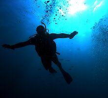 Scuba Diver by SHappe