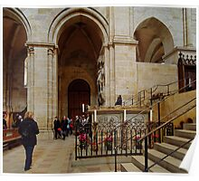 Cathedral, Bamberg 7b Poster