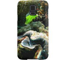 Giant Clam Samsung Galaxy Case/Skin