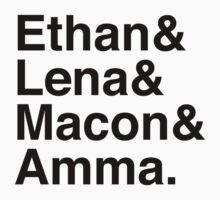 Ethan & Lena & Macon & Amma. by Samantha Weldon