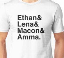 Ethan & Lena & Macon & Amma. Unisex T-Shirt
