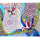Tangle With Me Doodle by Briana Kane