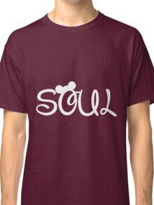 Disney Soul mate shirt (couple)  Classic T-Shirt