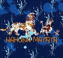 Hakuna Matata by ajemerson21