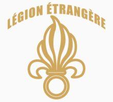 Legion Etrangere Kids Tee