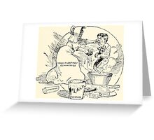 The Bailey controversy in Texas Greeting Card