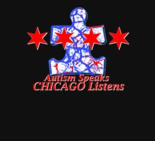 Autism Speaks, Chicago Listens Unisex T-Shirt