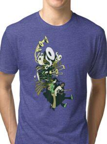 Music Bag Tri-blend T-Shirt